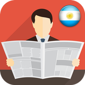 Newspapers from Argentina and the news of today icon