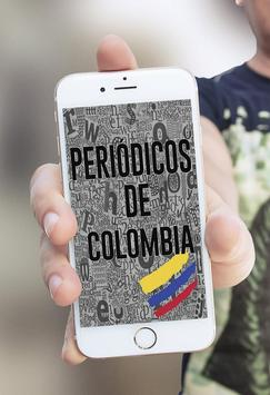 Colombian newspapers and news today poster