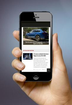 Motor Magazine screenshot 5
