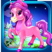 Unicorn Runner 3D icon