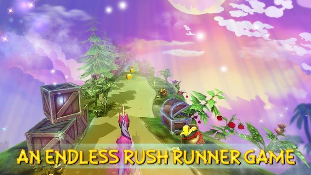 Unicorn Runner 3D apk screenshot