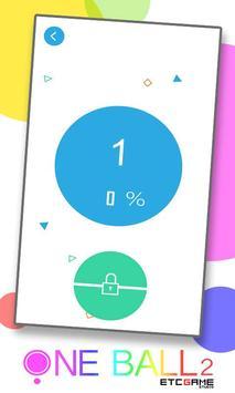 One Ball2 apk screenshot