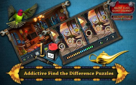 Hidden Object Games 300 Levels : Find Difference imagem de tela 12