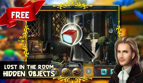 Lost In The Room Hidden Free apk screenshot