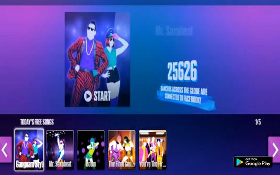Guide Just Dance Now poster