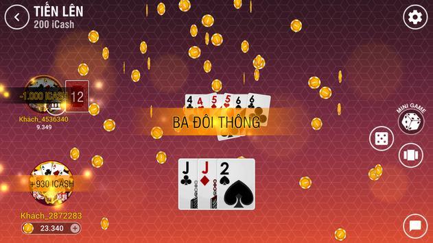 Game Danh Bai Doi Thuong - Doi The XGame ảnh chụp màn hình 5