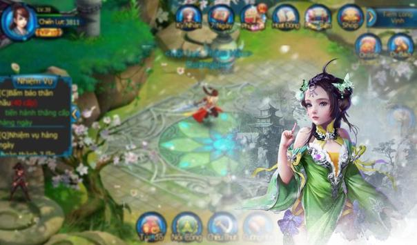 Thien Long Ky Hiep 3D apk screenshot