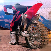 Offroad Dirt Bike Racing icon