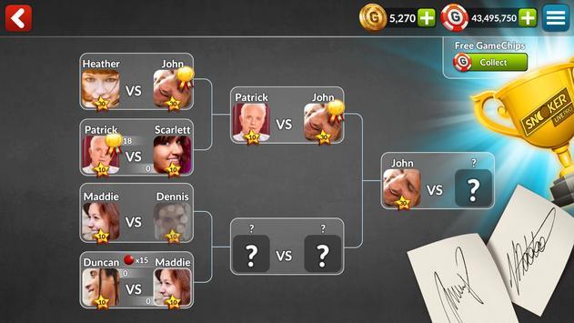 Snooker Live Pro: jogos grátis imagem de tela 17