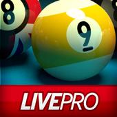 Pool Live Pro 🎱 8-Ball 9-Ball icon
