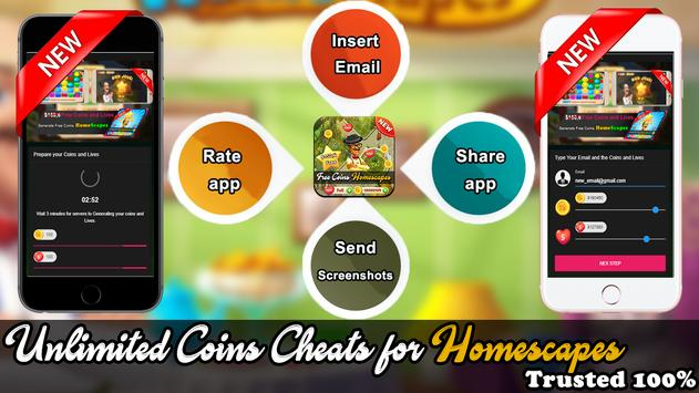 New Tips 2018 Guide for Homescapes 2 apk screenshot
