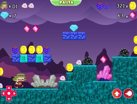 Super Run Patata apk screenshot