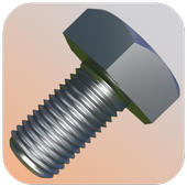 Ultimate Sorting: bolts n nuts icon