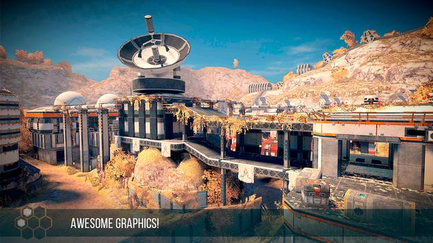 INFINITY OPS: Sci-Fi FPS screenshot 14
