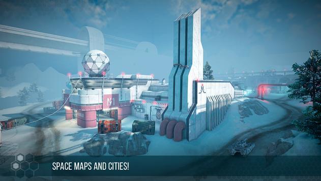 INFINITY OPS: Sci-Fi FPS screenshot 11