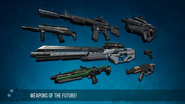 INFINITY OPS: Sci-Fi FPS screenshot 3