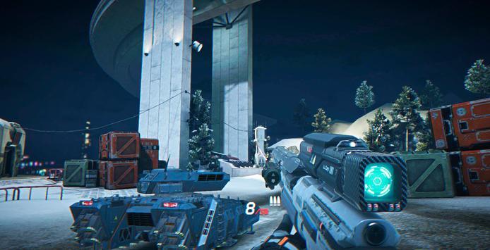 INFINITY OPS: Sci-Fi FPS screenshot 6