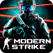 Modern Strike Online - Top Shooter! icon