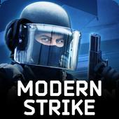 火線出擊 Online: 戰爭遊戲 射擊遊戲網絡遊戲 圖標