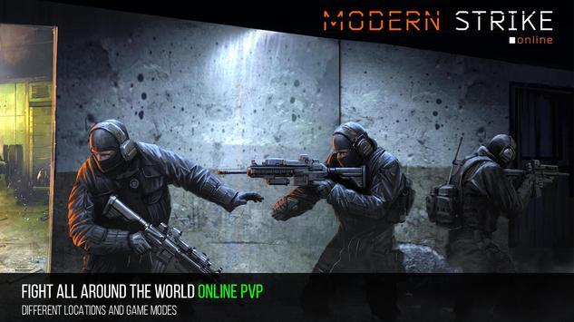 Modern Strike Online - Top Shooter! poster