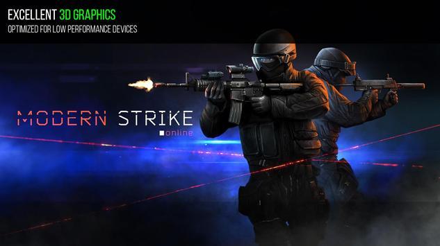 Modern Strike Online - FPS! apk screenshot
