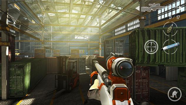 火线出击 Online: 战争游戏 射击游戏网络游戏 apk 截图