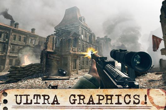World War Heroes: FPS Shooter Perang Dunia II apk screenshot