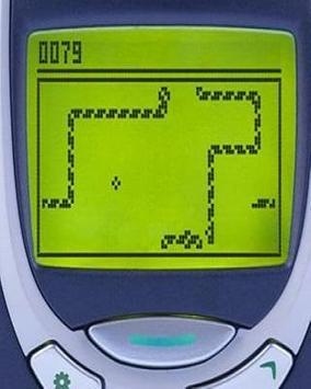 Classic Snake 2: Retro 97 poster