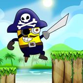 pirate sword-minion icon