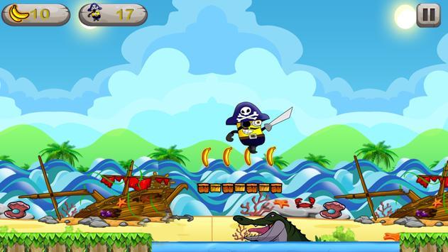 pirate sword-minion apk screenshot
