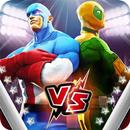 战斗 超级英雄 超级英雄 摔角 街 APK
