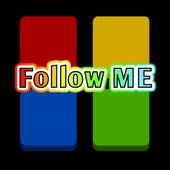 Follow Me icon