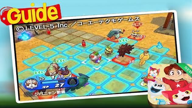 Guia Yo-Kai Watch screenshot 13