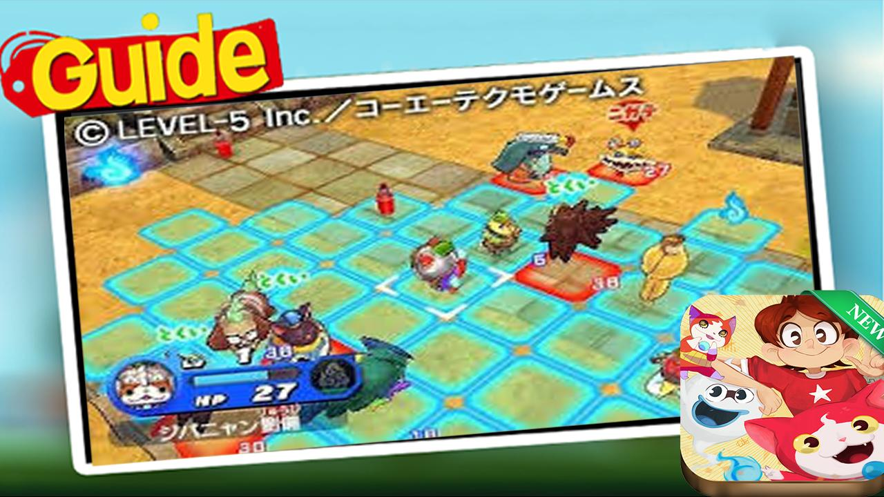 Guia Yo Kai Watch For Android Apk Download