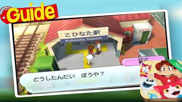 Guia Yo-Kai Watch screenshot 4