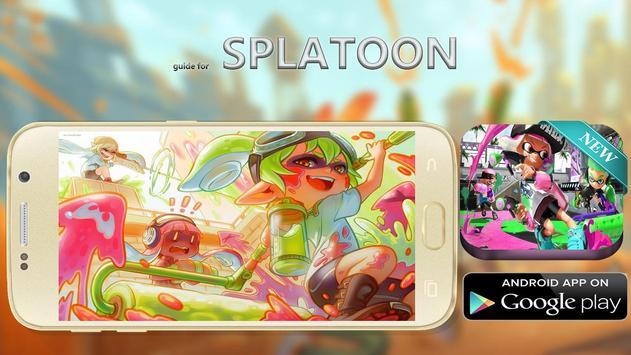 Guia Splatoon 5 poster