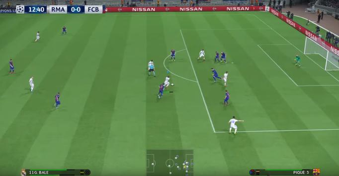 GUIDE: PES 2018 PRO NEW poster