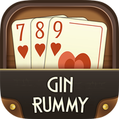 Grand Gin Rummy - Free Card Game With Real People icon