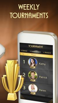 Grand Gin Rummy - Free Card Game With Real People apk screenshot
