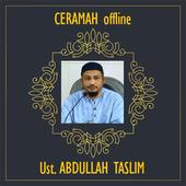 Ceramah Abdullah Taslim Offline icon