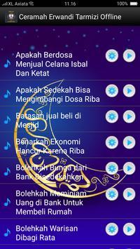 Ceramah Erwandi Tarmizi Offline screenshot 1