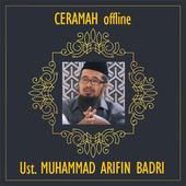 Ceramah Muhammad Arifin Badri Offline icon
