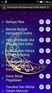 Ceramah Muhammad Arifin Badri Offline screenshot 1