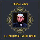 Ceramah Muhammad Nuzul Dzikri Offline icon