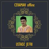 Ceramah Ustadz Jefri Offline icon
