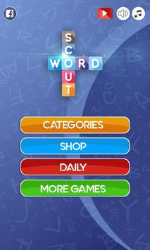 Word Scout poster