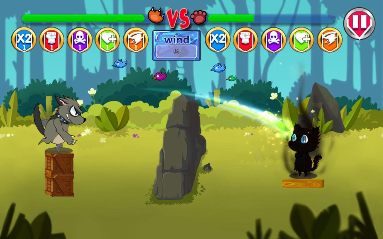 Cat vs dog 2 (unreleased) apk download free educational game for.