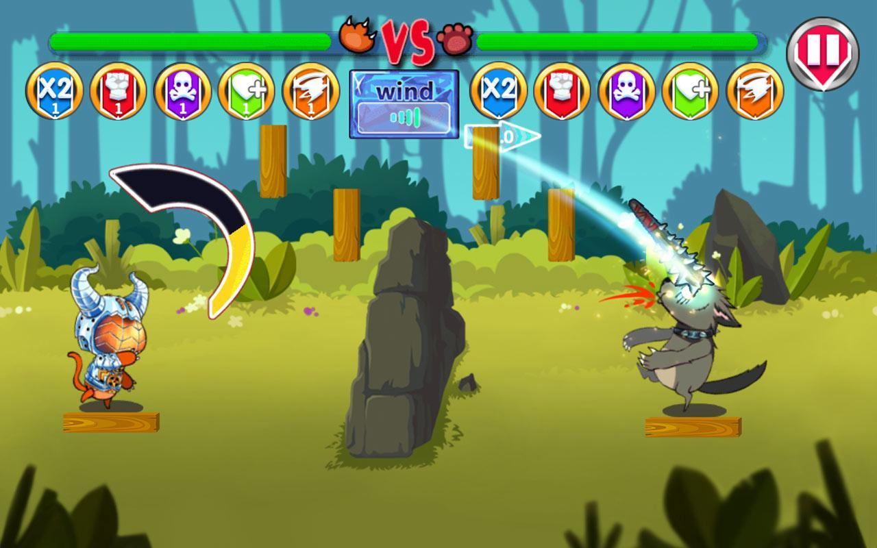 Kitten cat craft: cat vs dog 2 apk download free action game for.