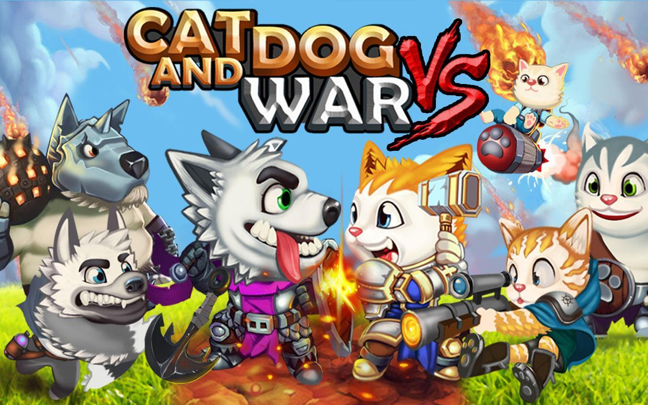 Cat vs dog game windows 10 youtube.