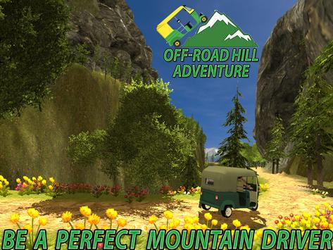 Ultimate Mountainous Off Road Adventure 2018 apk screenshot